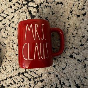 Rae Dunn mug | MRS CLAUS